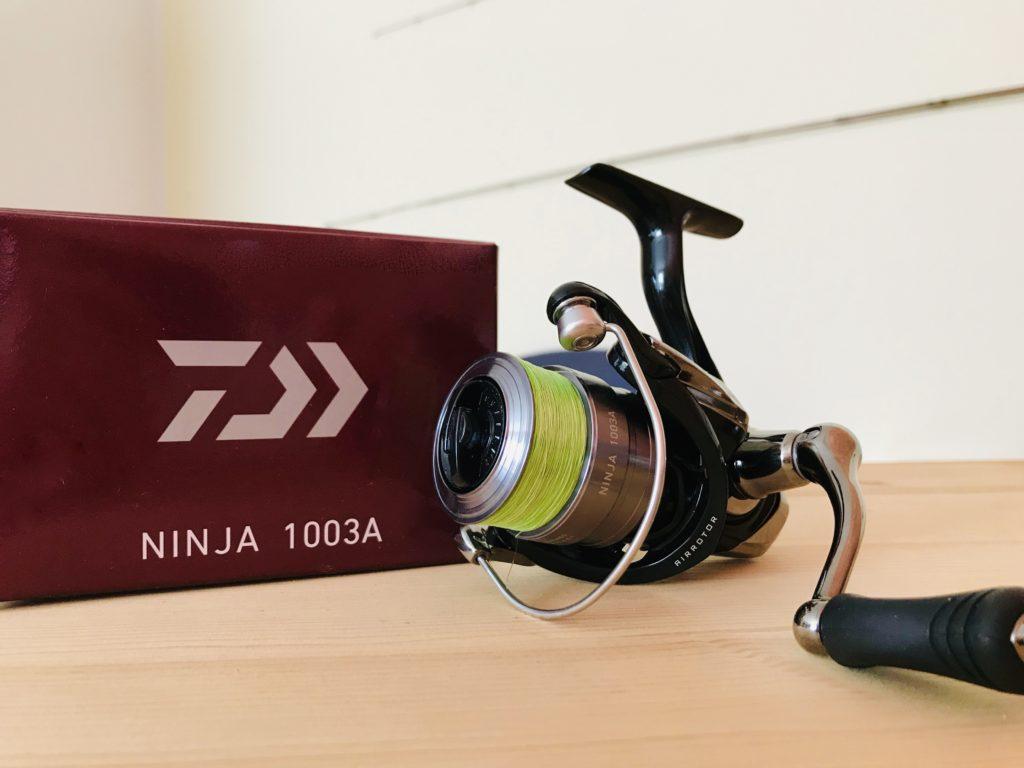 Daiwa Ninja Test